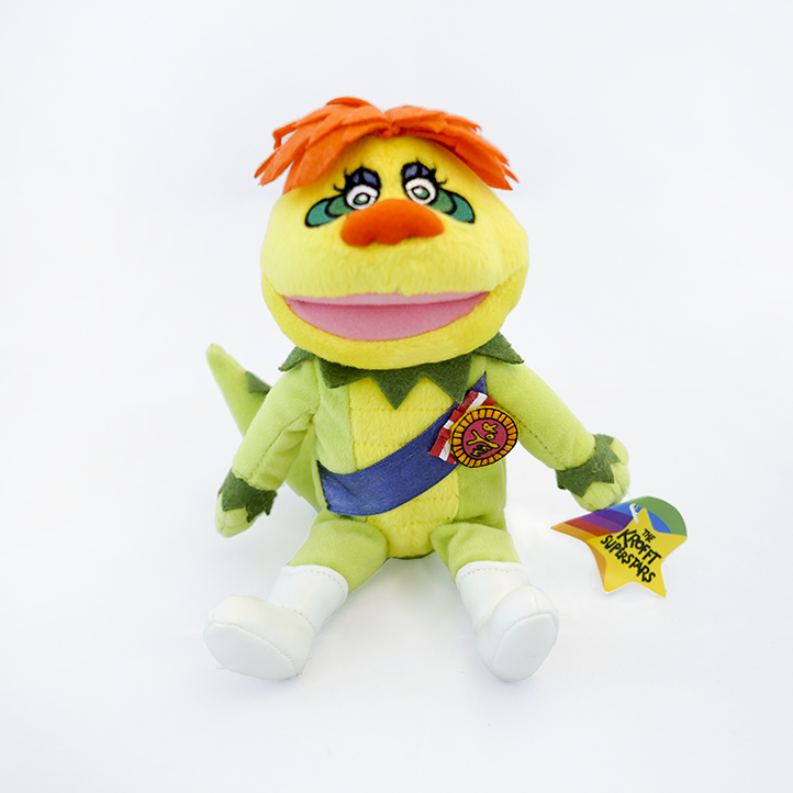 HR Pufnstuf Plush Toy