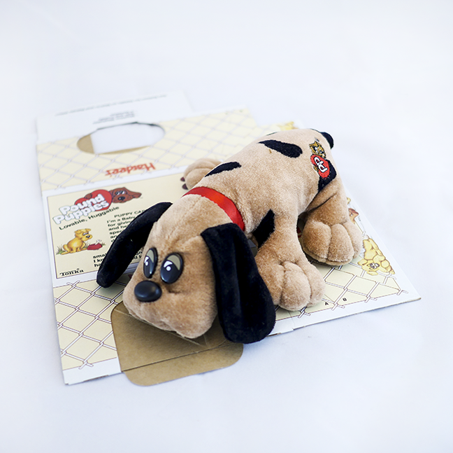 Pound Puppies Brown Dog